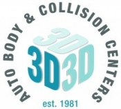3D Auto Body & Collision Centers