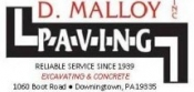 Dan Malloy Paving, Inc.