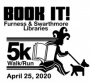 Furness & Swarthmore Libraries Book It! 5k walk/run