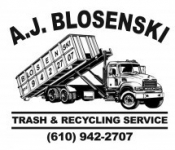 A.J. Blosenski, Inc. Trash & Recycling