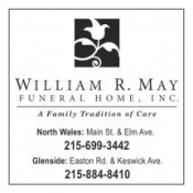 William May Funeral home