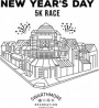 SRA New Year's Day 5K