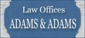 Adams and Adams Law