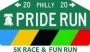 PHILLY PRIDE RUN 5K RACE AND FUN RUN