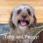 Peggy and Toby