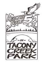 Healthy Trails 5K 2019 in Tacony Creek Park